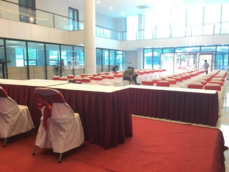 Bàn ghế cưới hỏi hội nghị