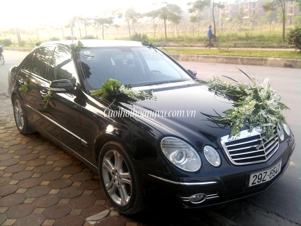 Xe hoa Mercedes E240