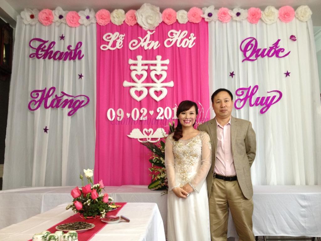Phông xốp lụa, phông lụa hoa giấy, phông lụa cưới, phông lụa đẹp