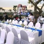 Bàn ghế cưới Banquet