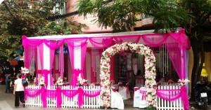 Nhà bạt đẹp, khung nhà đẹp, cho thuê nhà bạt, nhà bạt hàng rào, nhà bạt hàng rào pha lê