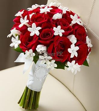Hoa tay cô dâu 2