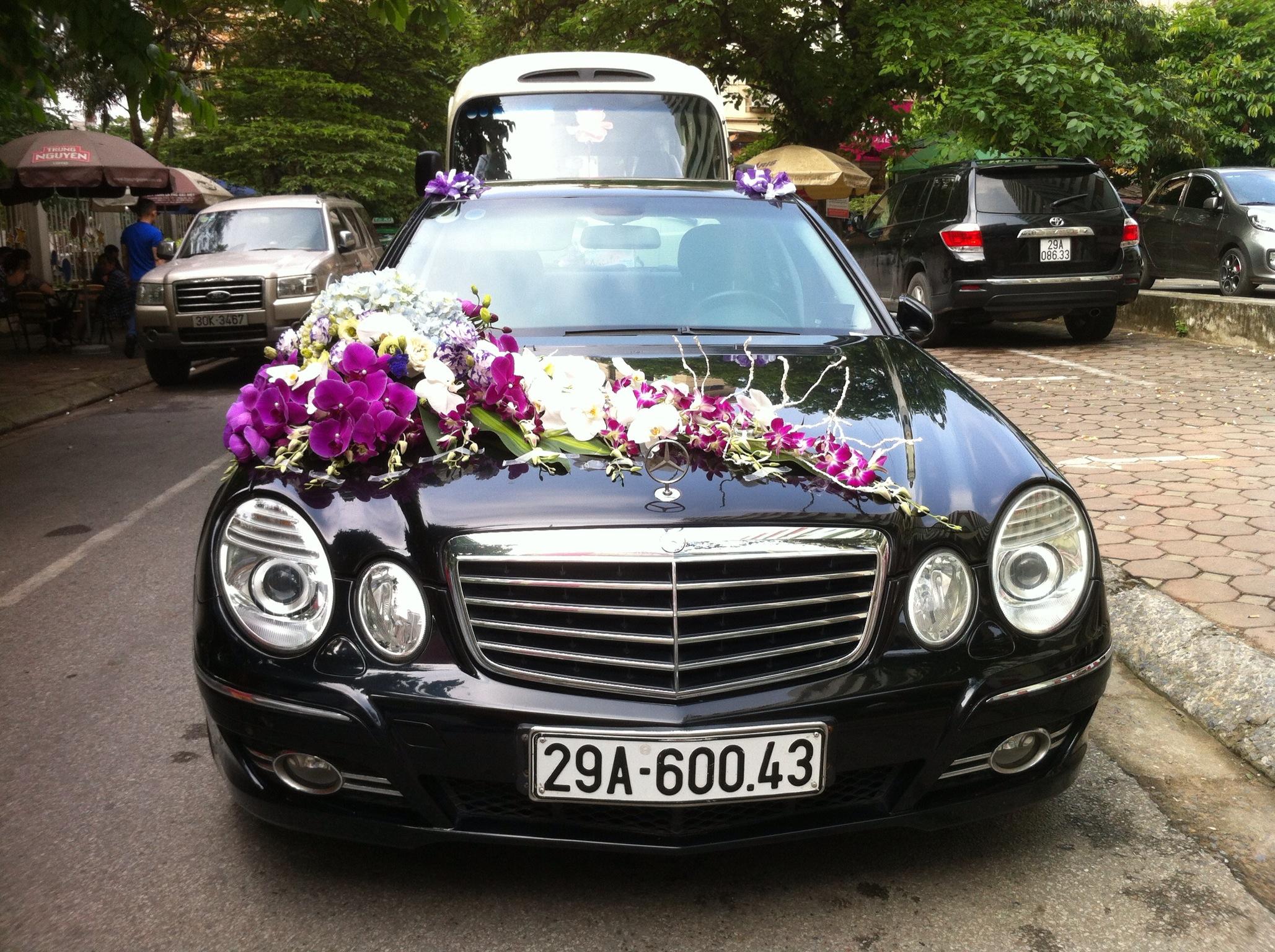 Hoa xe cưới 74