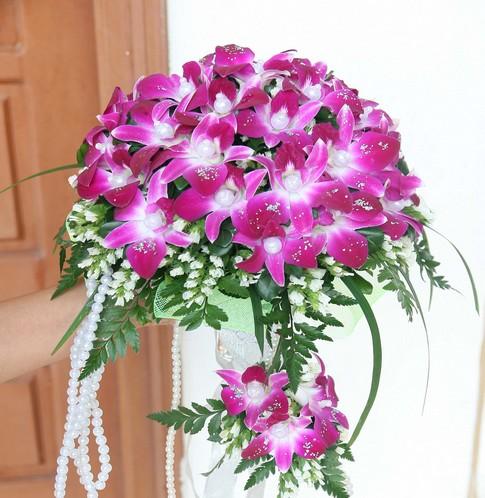 Hoa tay cô dâu 6