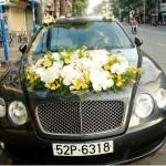 Hoa xe cưới 78