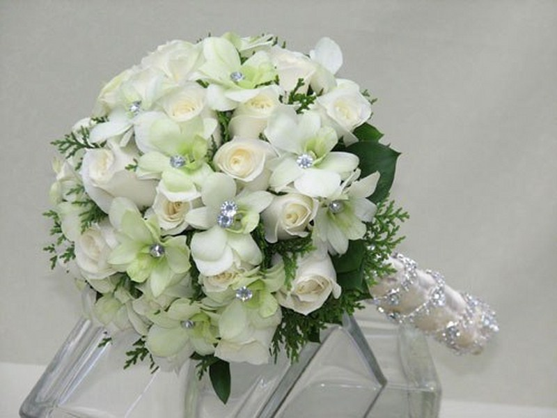 Hoa cô dâu 35