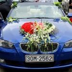 Hoa xe cưới 44