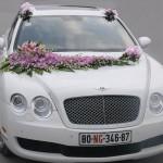 Hoa xe cô dâu 47