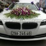 Hoa xe đón dâu 50