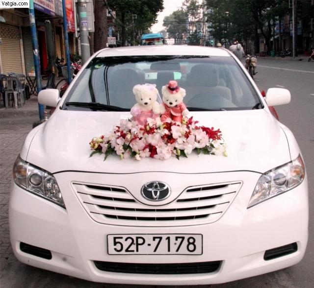 Hoa xe đón dâu 53