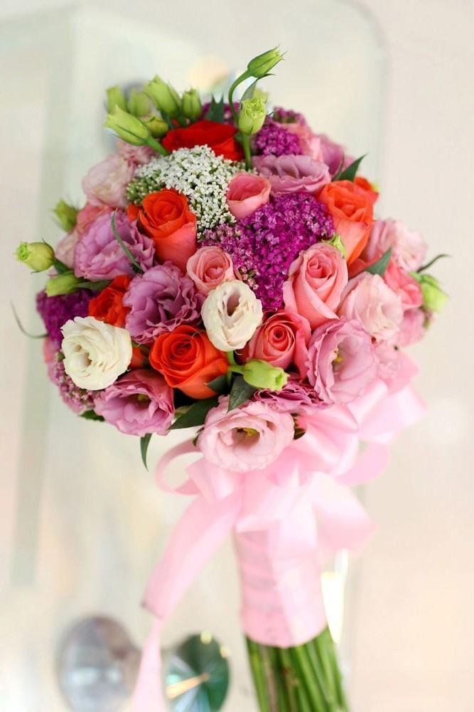 Hoa cầm tay cô dâu 26