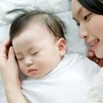 Hạnh phúc khi được làm mẹ
