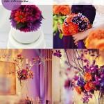 Màu hot đám cưới thu 2014