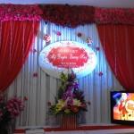 Phông lụa cưới VIP 1